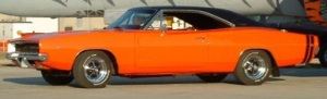 1968 Dodge Charger Bengal Edition