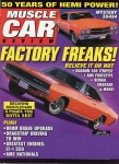 Muscle Car Review, January 2002 Edition
