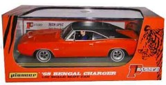 Bengal Charger Slot Car