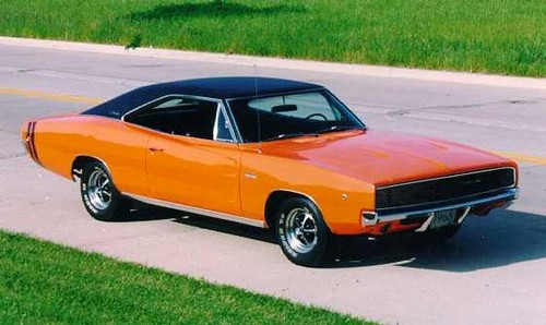 Défi moins de kits en cours : Dodge Charger R/T 68 [Revell 1/25] *** Terminé en pg 8 - Page 2 1968-dodge-charger-bengal