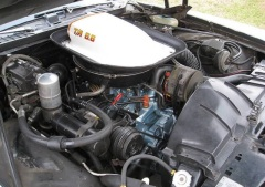 1977 Pontiac LeMans Can Am W72 Pontiac Engine