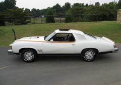 1977 Pontiac LeMans Can Am