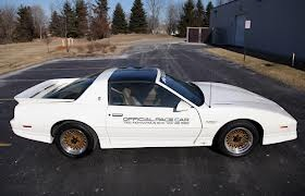 1989 Pontiac Firebird Trans Am Indy Pace Car