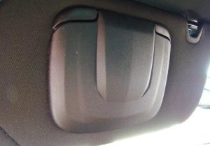 2010 Ford Mustang Vanity Mirror