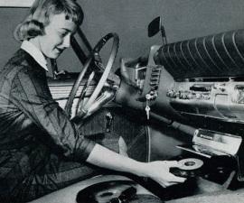 Car Phonograph