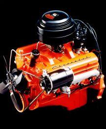 265 Cubic Inch V8