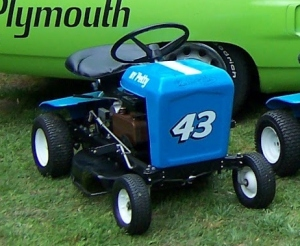 Petty Special Lawnmower