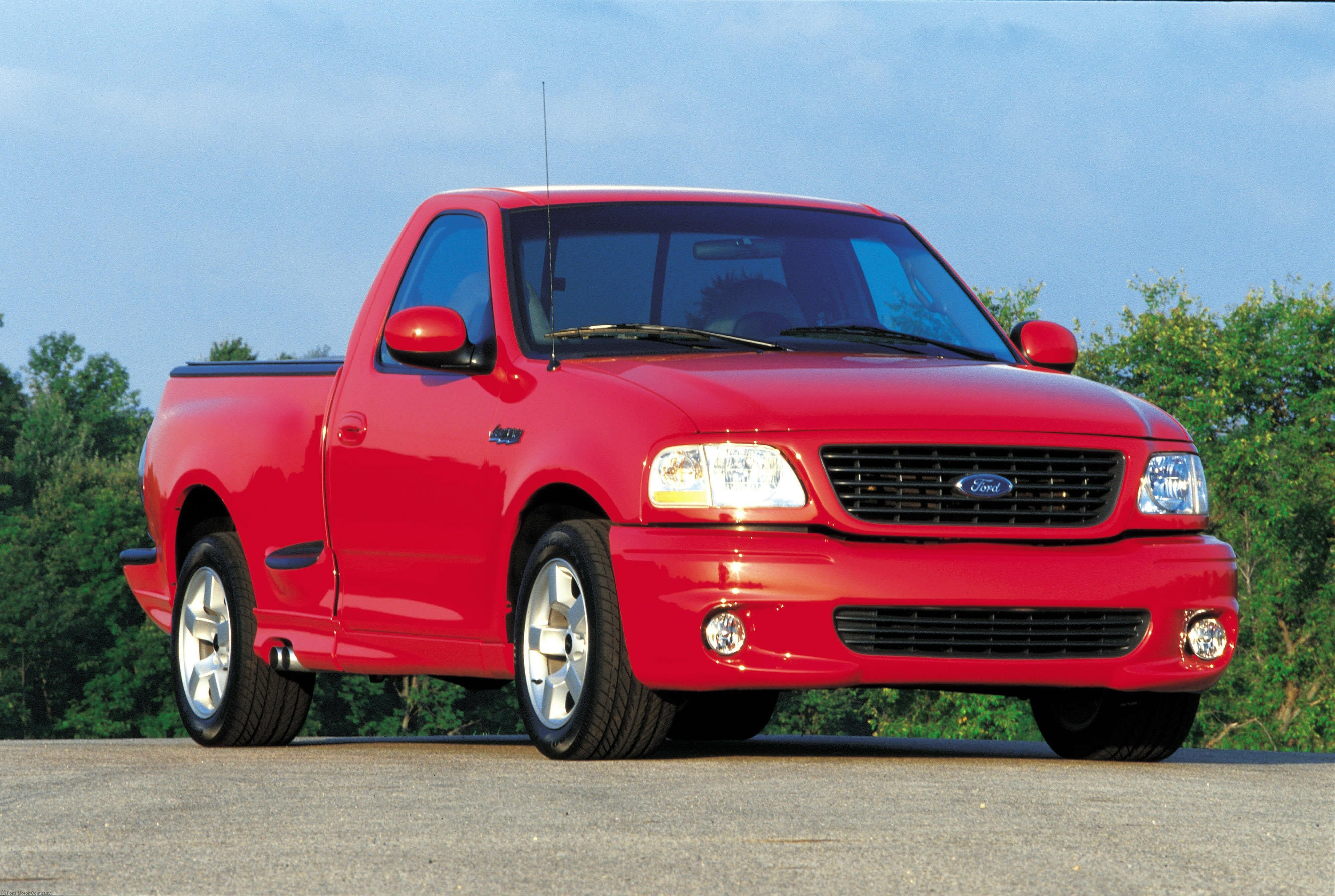 2001 Ford Lightning TCB & 1993 u2013 1995 and 1999 u2013 2004 Ford F-150 SVT Lightning | Tommyu0027s Car Blog