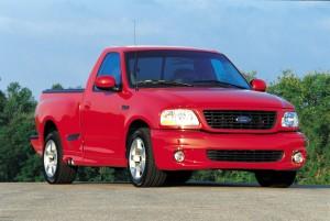 2001 Ford Lightning TCB