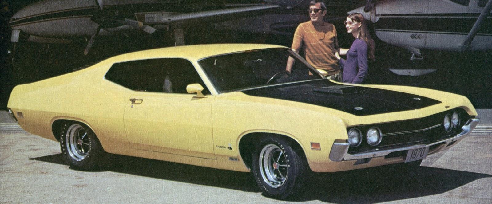1970 Ford Torino Cobra   Tommy\'s Car Blog