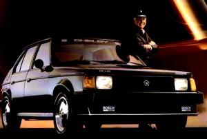 1986 Dodge Omni GLHS Shelby