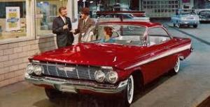 1961 Chevrolet Impala Hardtop 2
