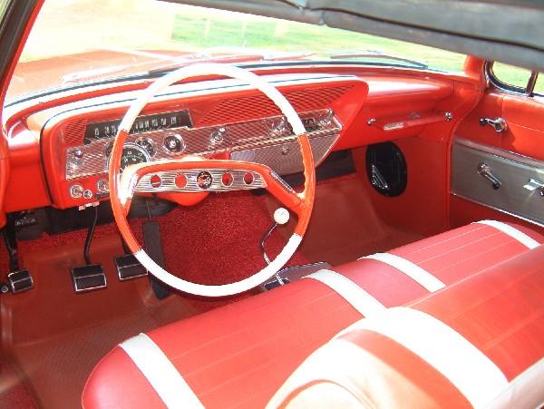 1961 Chevrolet Impala Ss 409 Tommy 39 S Car Blog