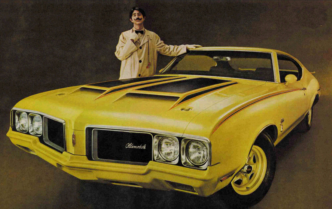 1970 Oldsmobile Rallye 350  Tommys Car Blog