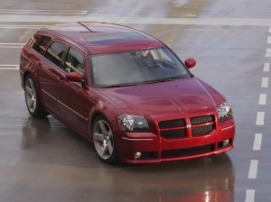 All-New 2006 Dodge Magnum SRT8 World Debut