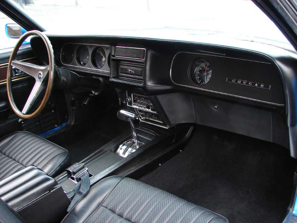 1969 1970 Mercury Cougar Eliminator Tommy 39 S Car Blog