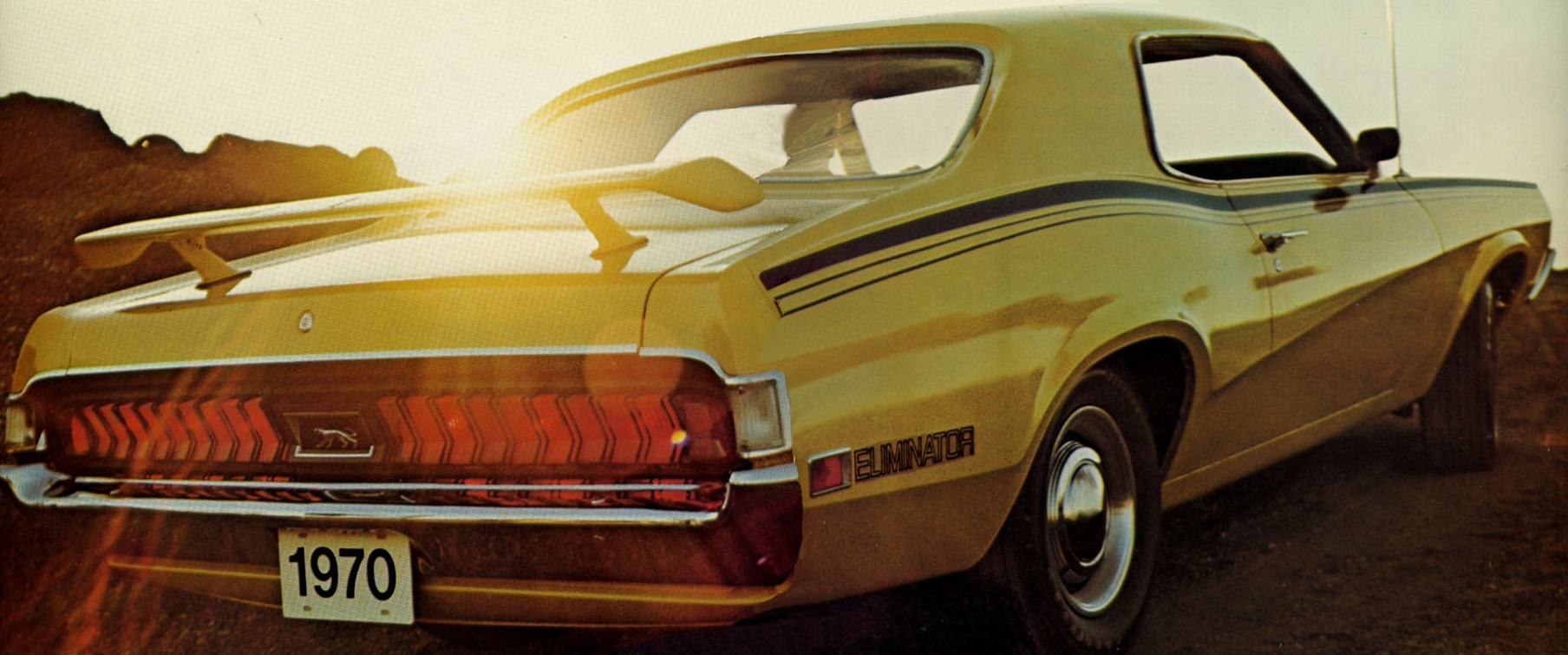 1969 1970 Mercury Cougar Eliminator Tommy S Car Blog