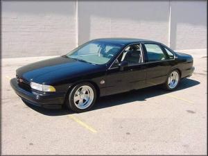 1992 Chevrolet Impala SS Concept