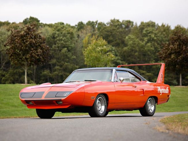 1970 Plymouth Superbird Front Side #2