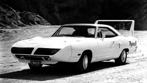 1970 Plymouth Superbird Front Side