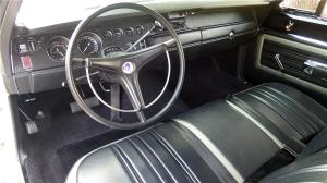 1970 Plymouth Superbird Interior