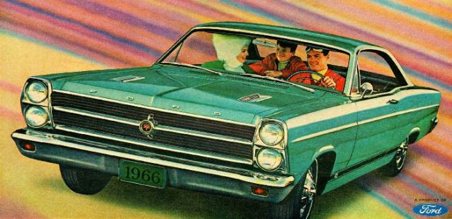 1966 Ford Fairlane Cover
