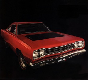 1968 Plymouth Road Runner TCB