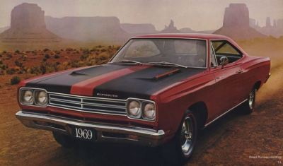 1969 Plymouth Road Runner TCB #2