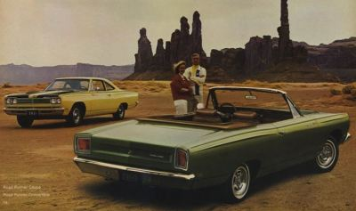 1969 Plymouth Road Runner TCB #3