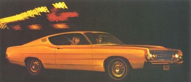 1968 Ford Torino GT Fastback #2 TCB