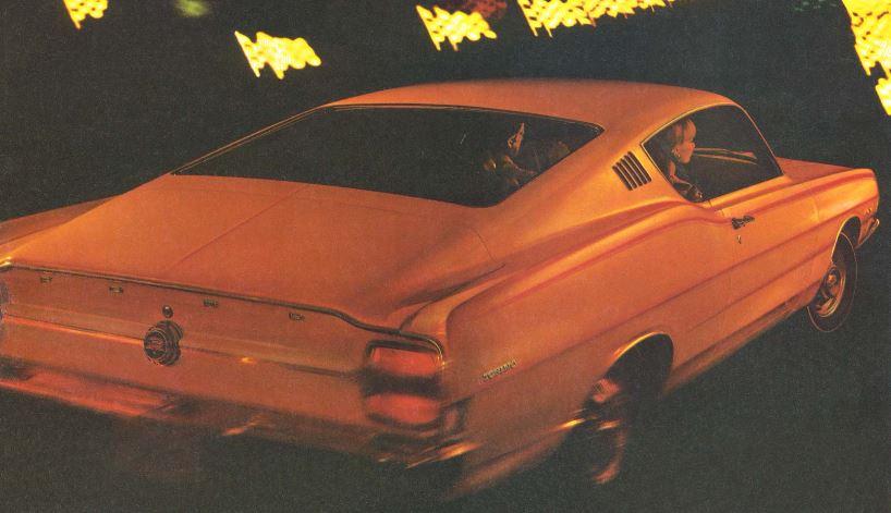 Ford Torino Gt Fastback Tcb