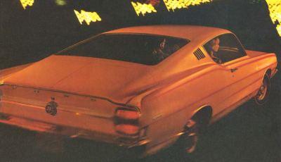 1968 Ford Torino GT Fastback TCB