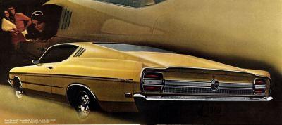 1969 Ford Torino Fastback TCB