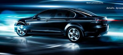 2008 Pontiac G8 TCB #2