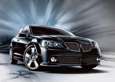 2009 Pontiac G8 TCB #2