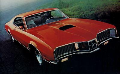 1970 Mercury Cyclone TCB #2