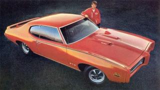 1969 Pontiac GTO Judge TCB  _3
