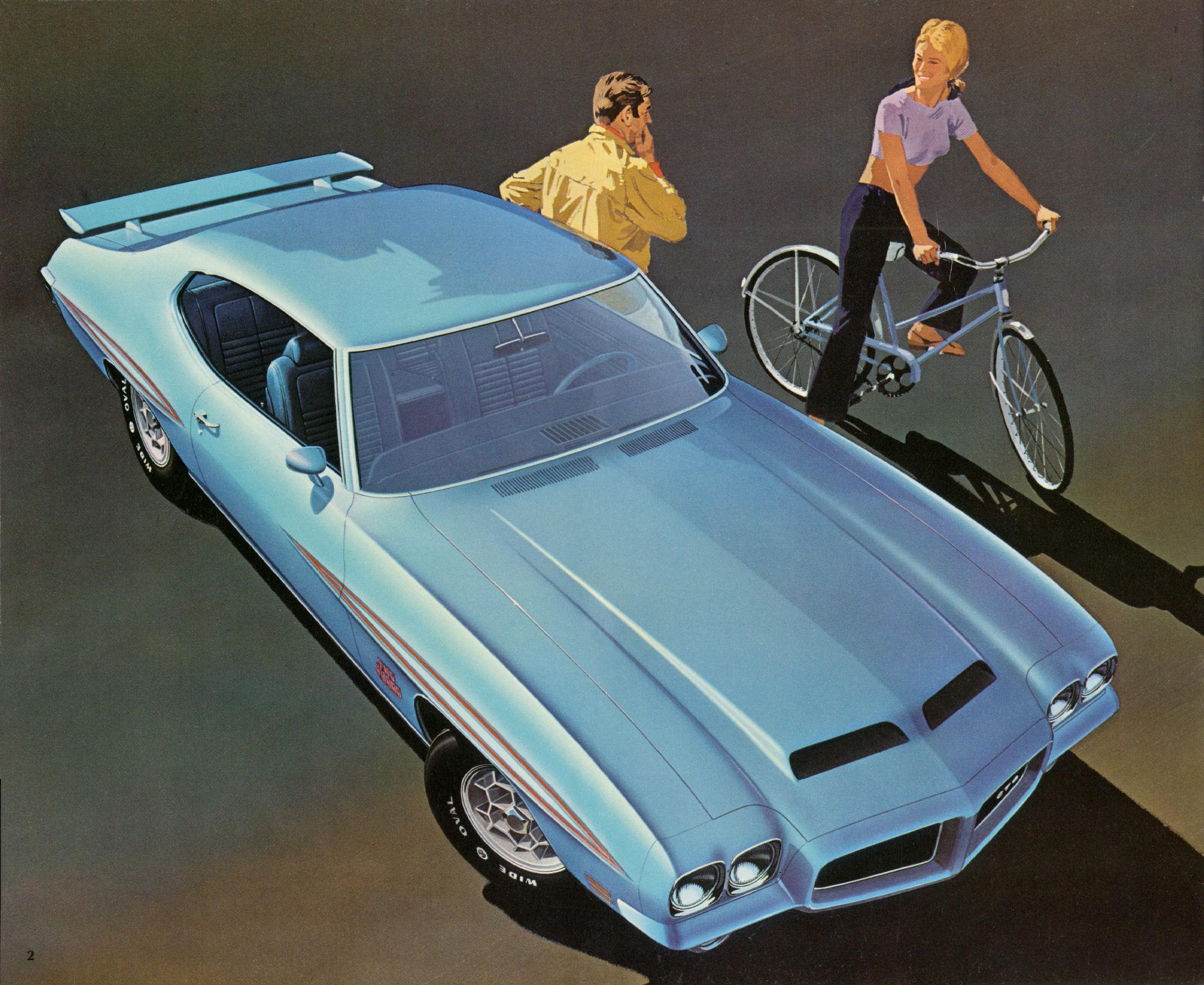 1971-'72 Pontiac GTO - Hemmings Motor News
