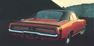 1969 Dodge Charger #3