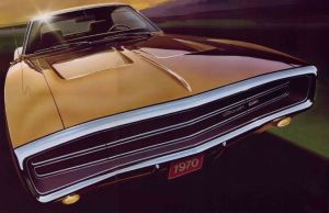 1970 Dodge Charger #1