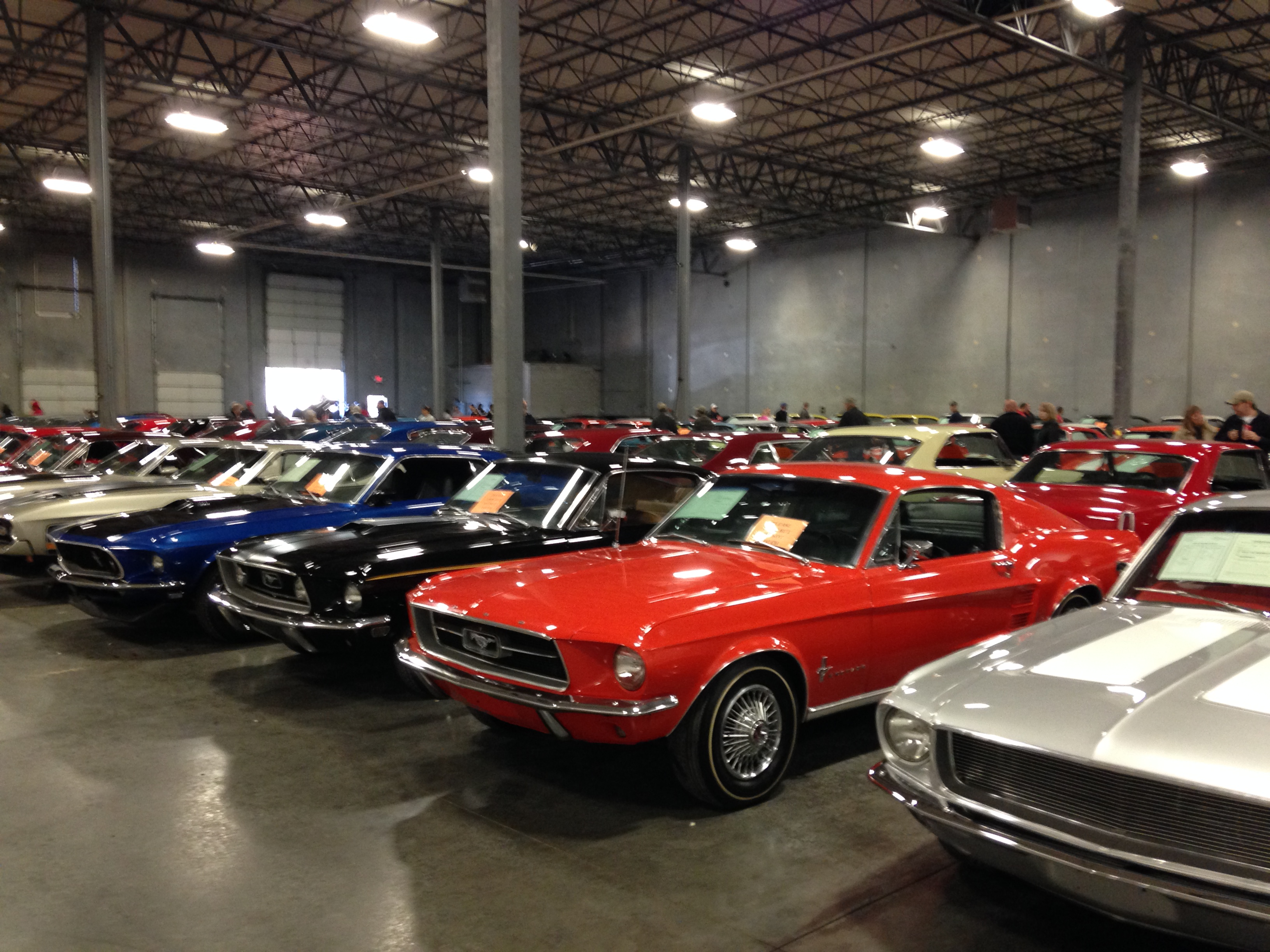 Tommy\'s Car Blog Visits Streetside Classics – Atlanta | Tommy\'s Car Blog