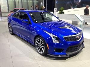 2016 Cadillac ATS-V #1