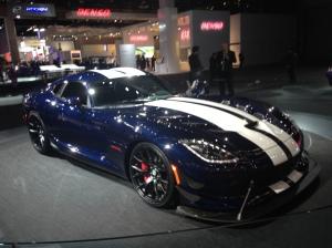 Dodge Viper ACR #1