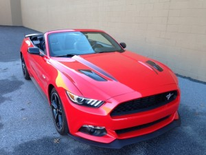 2016 Ford Mustang GT California Special Convertible (3)