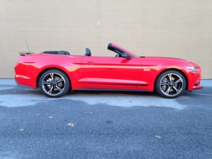 2016 Ford Mustang GT California Special Convertible (50)