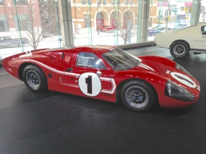 1967 Ford GT40 MkIV #1