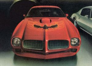 1973 Pontiac Trans Am Super Duty #2 WAC