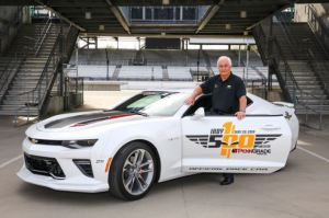 2017 Indy Pace Car #1