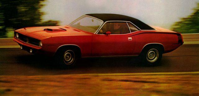 1970 Plymouth Cuda Hemi LOV #1