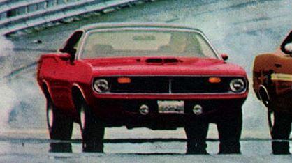 1970 Plymouth Cuda Hemi LOV #2